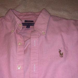 Light-pink Polo Ralph Lauren button-up